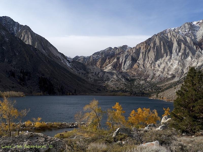 Some Hidden Gems Along The Eastern Sierra Scenic 395