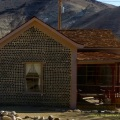 Glass House at Rhyolite