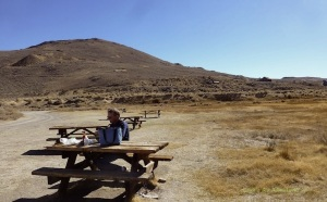 Lunch at Bodie
