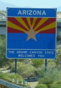 AZ sign