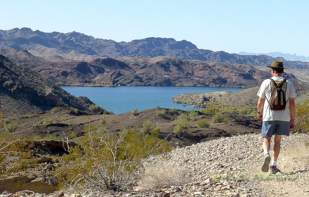 Another trail to Lake Havasu