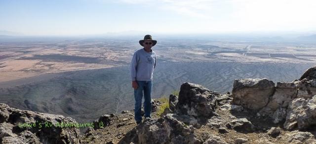 Picacho Peak summit