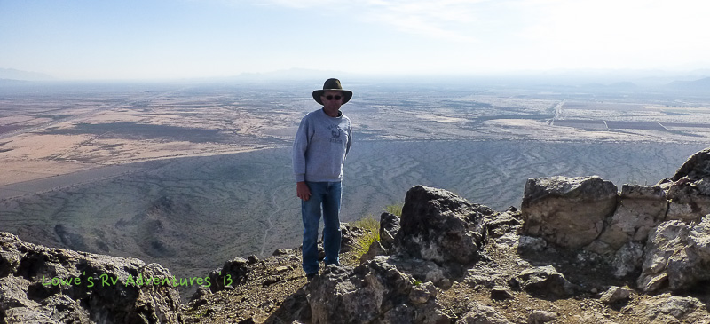 Picacho Peak summit