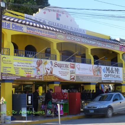 Algodones, Mexico