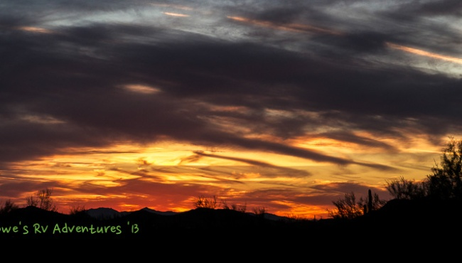 Cave Creek Sunset 4