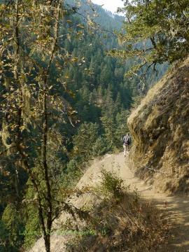 Eagle Creek Trail
