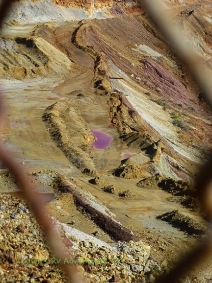 Lavender Open Pit MIne