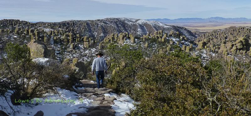 Echo Canyon Loop Trailhead