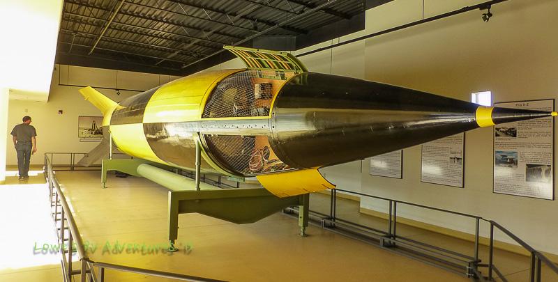 Vengeance 2 Missile