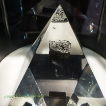 Encased Moon Rock