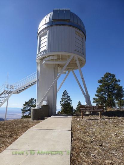 ARC Small Aperture Telescope