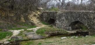 250 year old aqueduct