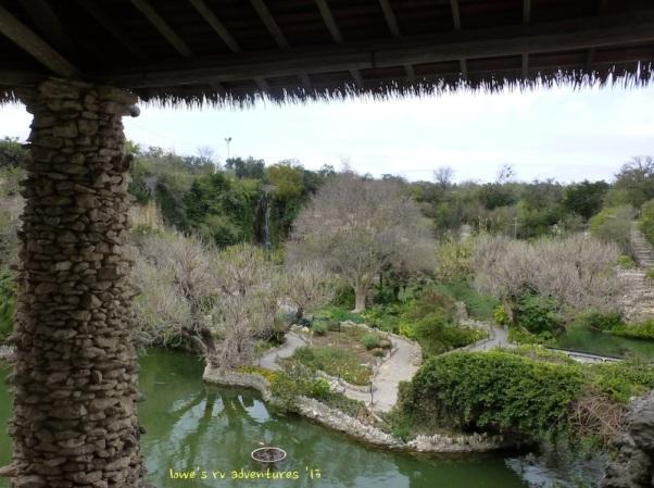 Japanese Sunken Garden