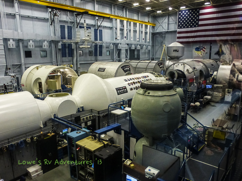 ISS Mock up