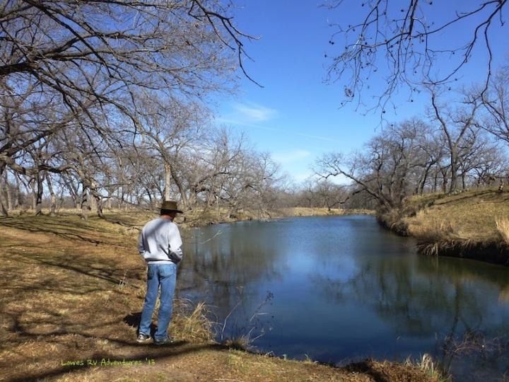 Buck Lake, Texas