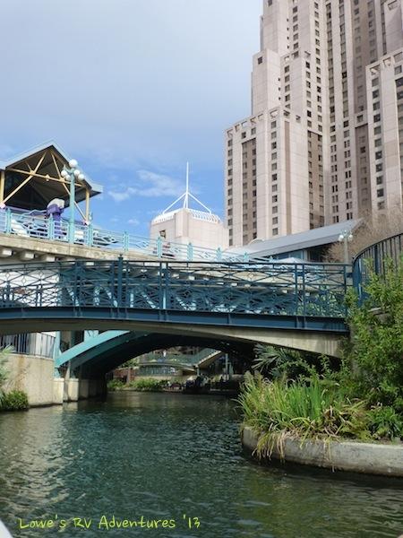 New bridges...