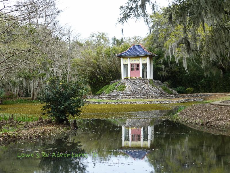 Tabasco And Aigrettes Avery Island La Lowes Travels