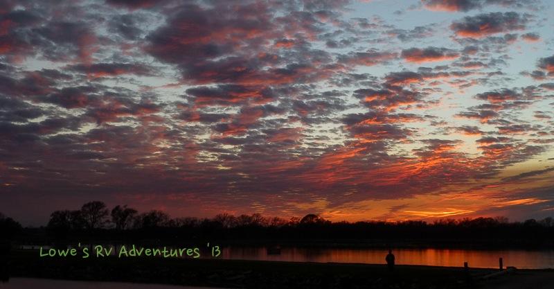 Louisiana Sunset