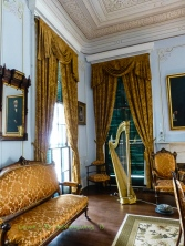 A room at the Davis house