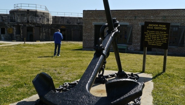 Fort Gaines.
