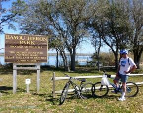 Bayou Heron Park,Dauphin Island'