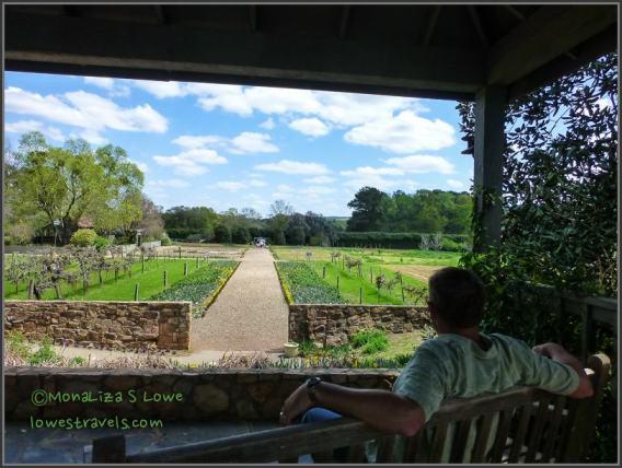 Mr Cason's Vegetable Garden