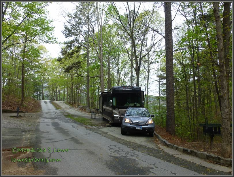 Stone Mountain Park Campground Lowes Travels