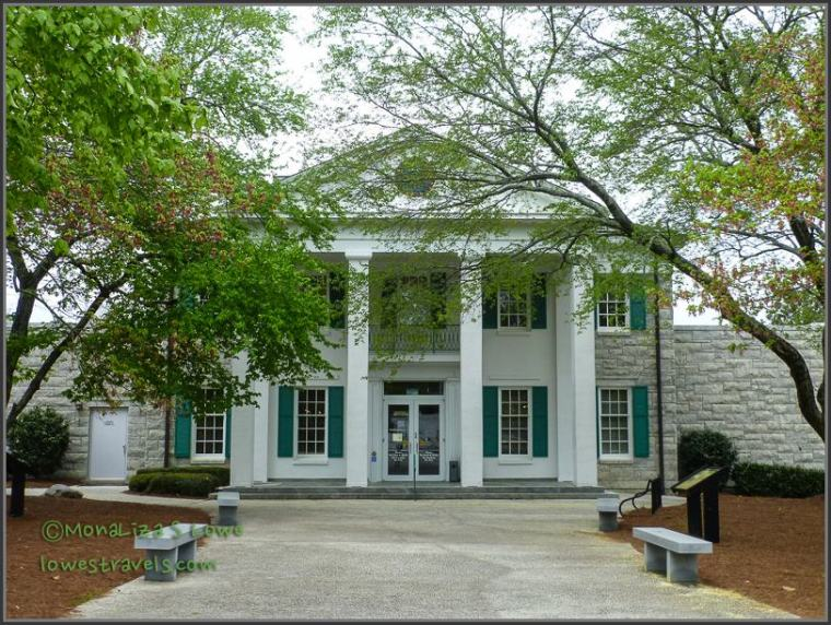Confederate Hall