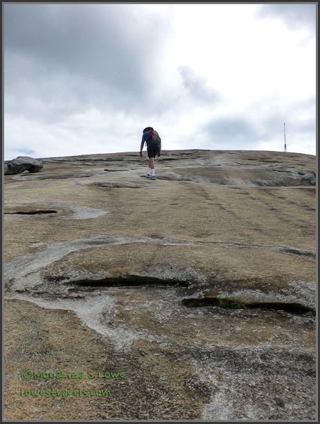 Walk up Trail