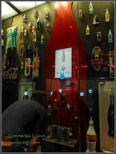 Evolution of the Coke Bottle