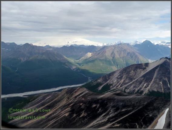 Mt Wrangell, Alaska