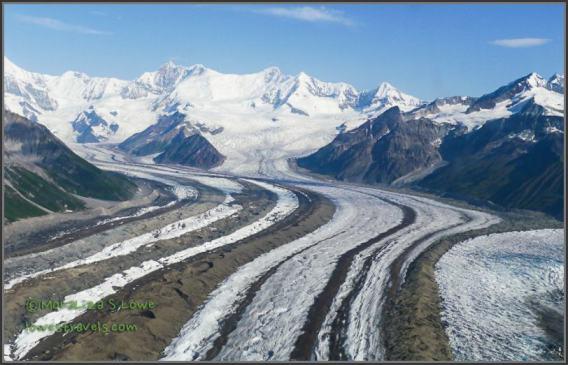 Kennicott Glacier, Alaska