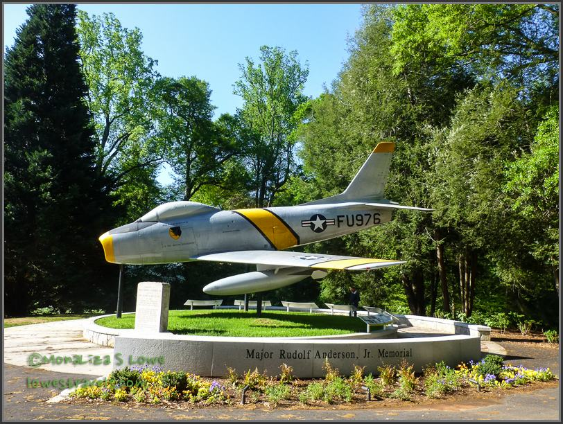 Major Rudolf Anderson Memorial