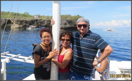 Pescador Island,Moalboal