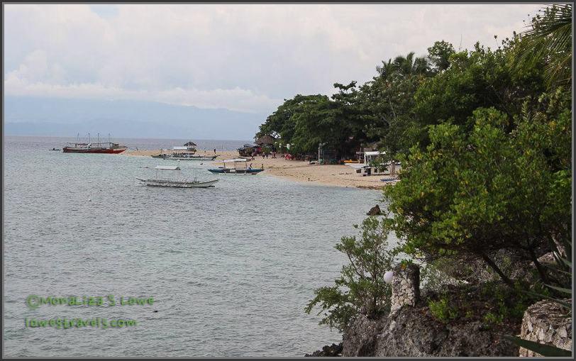 White Sand Beach, Moalboal