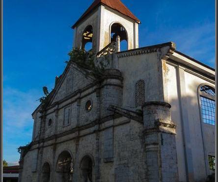 San Juan Nepomuceno Ruins