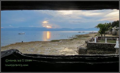 Panagsama Beach Sunset,Moalboal