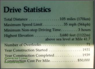 Skyline statistics