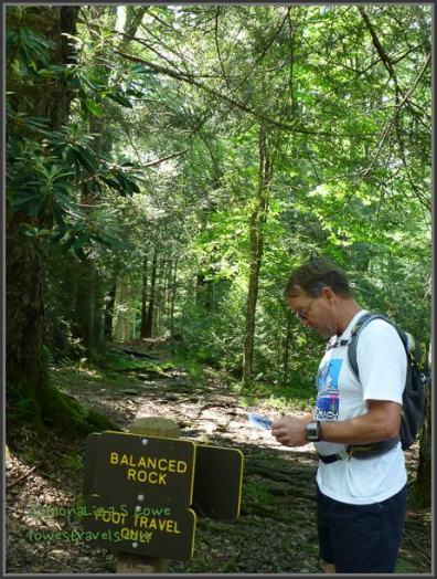 Balanced Rock Trail