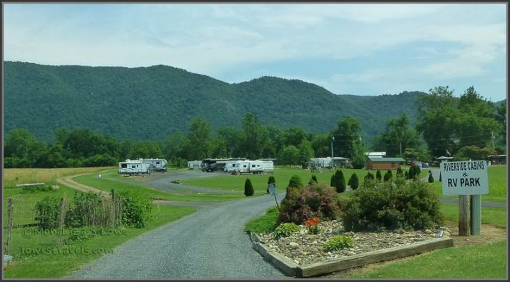 Riverside Cabins RV Park