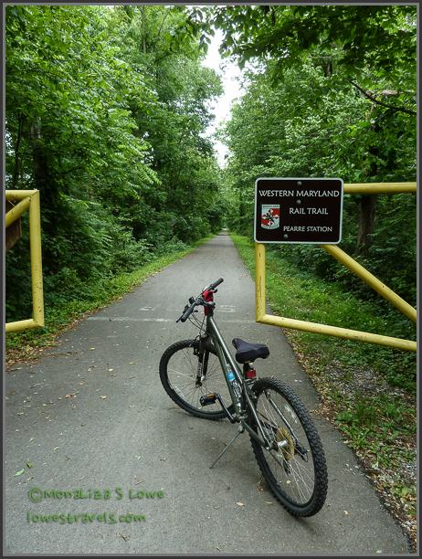 Western Maryland Rail Trail
