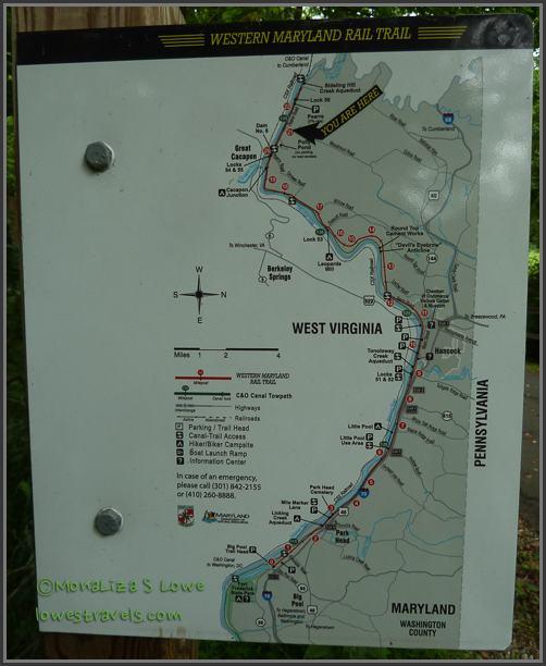 Western Maryland Rail and Trail
