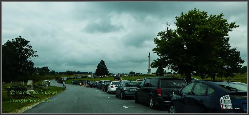 Traffic at the Battlefield
