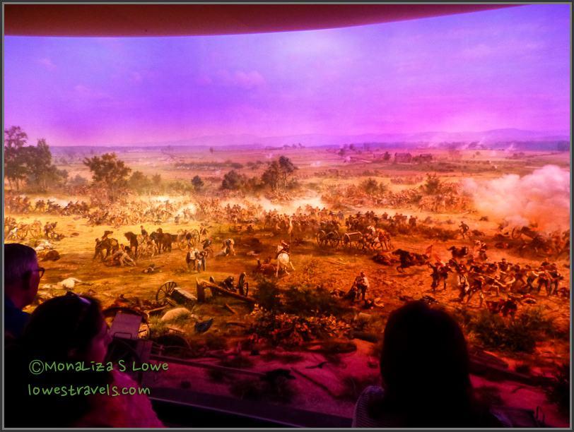 Battle of Gettysburg Cyclorama