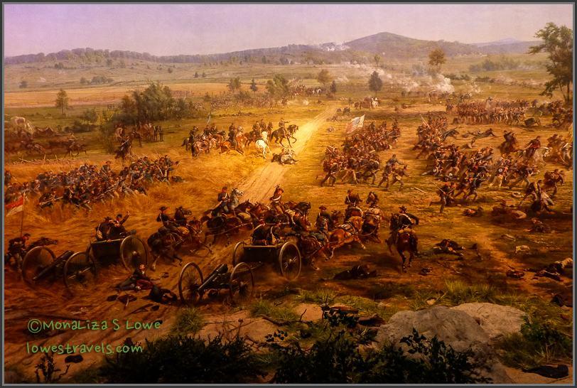 Gettysburg Battlefield Cyclorama