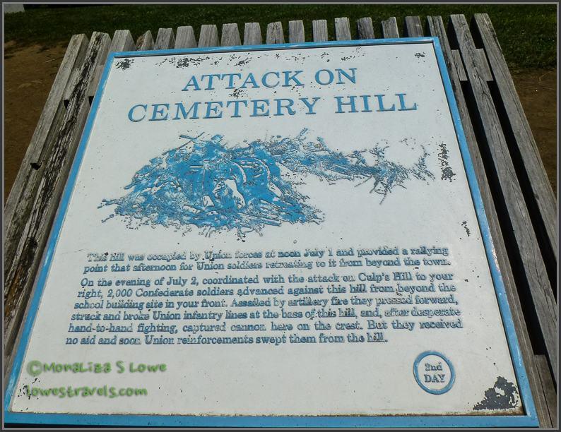 Cemetery Hill Attack