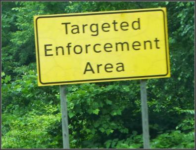 Targeted Enforcement Area
