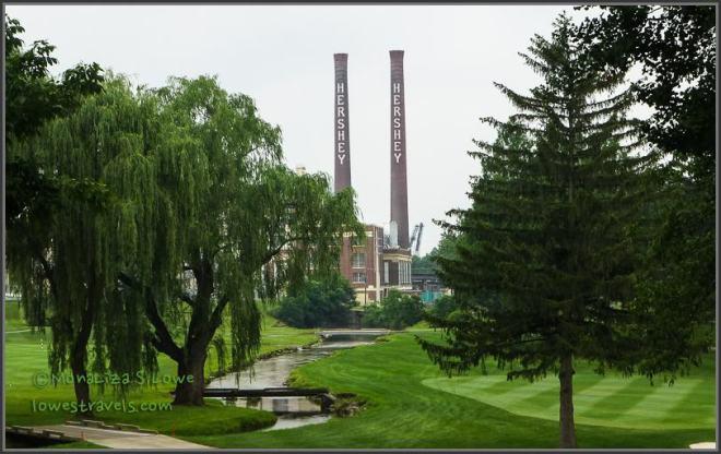 Hershey chocolate Factory