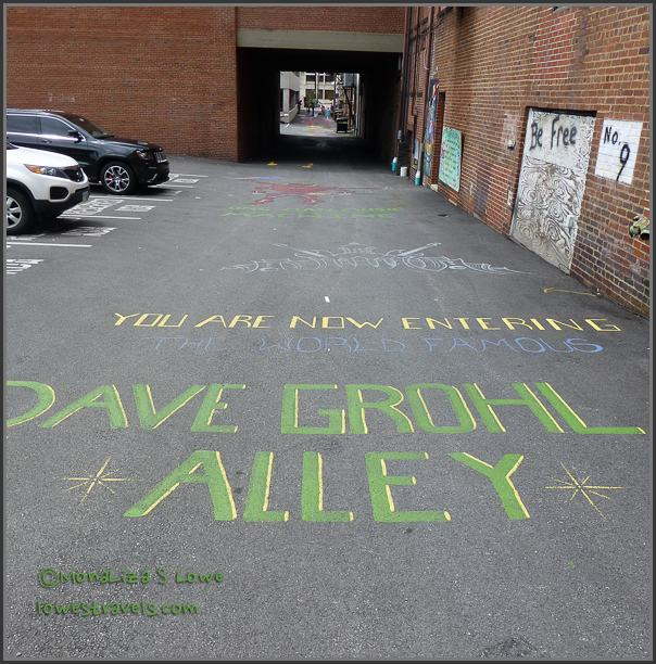 Dave Grohl Alley