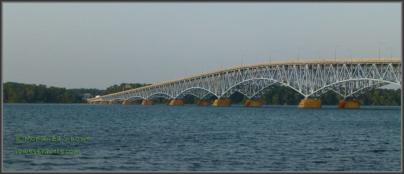 North Grand Island Bridges